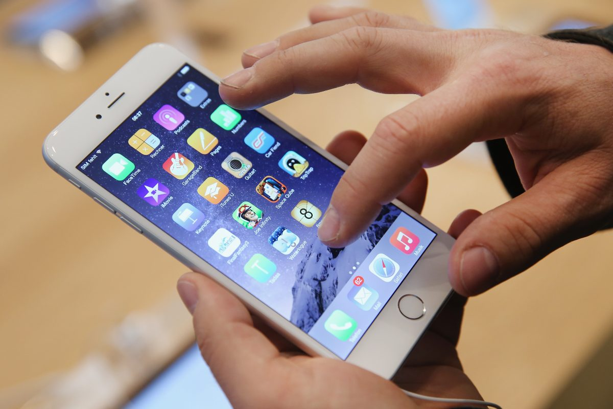 Apple Will Replace Your iPhone Battery Even If Its In Perfect Condition GettyImages 455691914 1200x800
