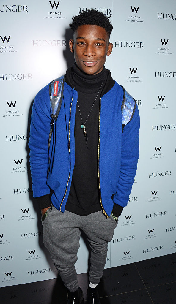 Iconic British Model Harry Uzoka Dies Aged 25 GettyImages 463980914