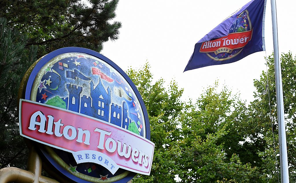 Alton Towers To Open Wooden Rollercoaster That Runs Through Fire GettyImages 485386336