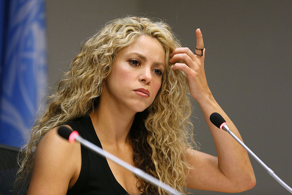 Shakira Could Face Prison After Police Enquiry GettyImages 489548980