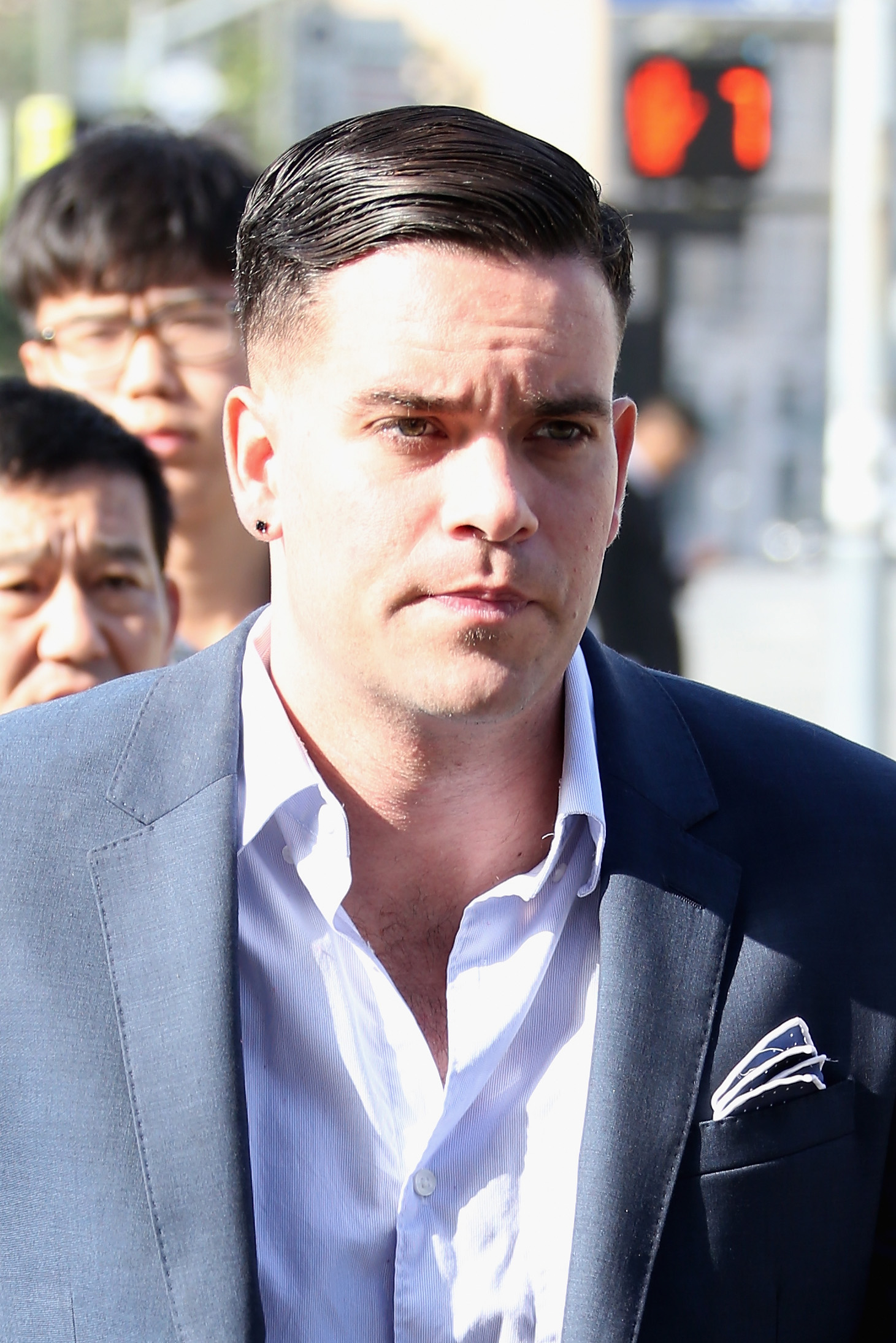 Glee Actor Mark Salling Found Dead While On Trial For Possession Of Child Porn GettyImages 537924886