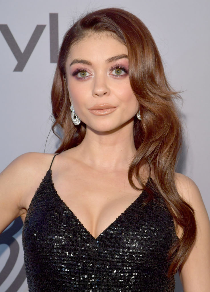 Sarah Hyland Facing Huge Backlash Over Inappropriate Golden Globes Video GettyImages 902416650