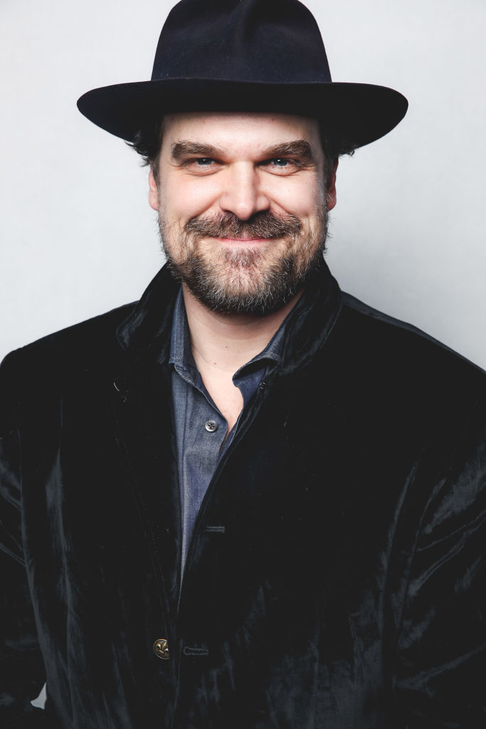 Stranger Things David Harbour Agrees To Marry Fan Who Tweeted Him GettyImages 902464010