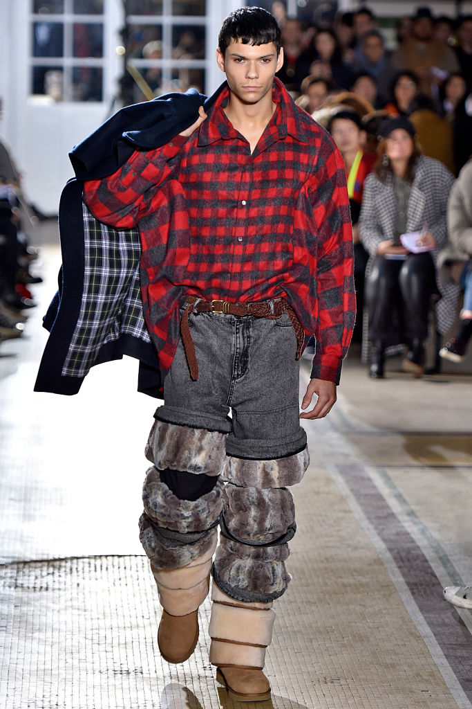 Thigh High UGG Boots For Men Are Now A Thing GettyImages 907556488