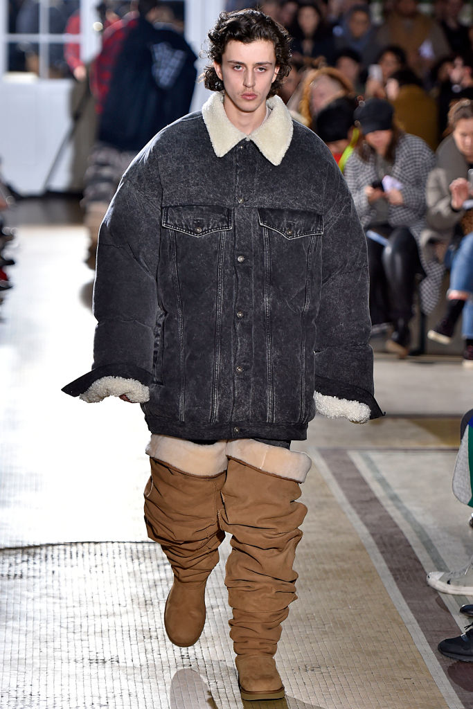 Thigh High UGG Boots For Men Are Now A Thing GettyImages 907556502