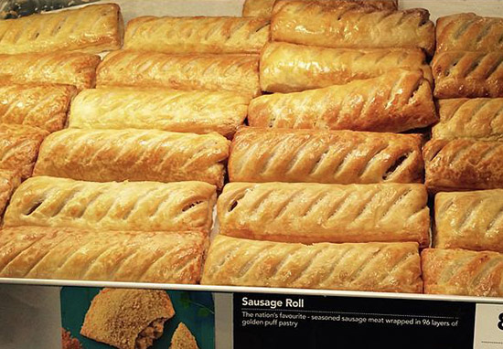 Guy Spends £5,000 On Greggs Every Year And Says He Cant Live Without It Greggs web