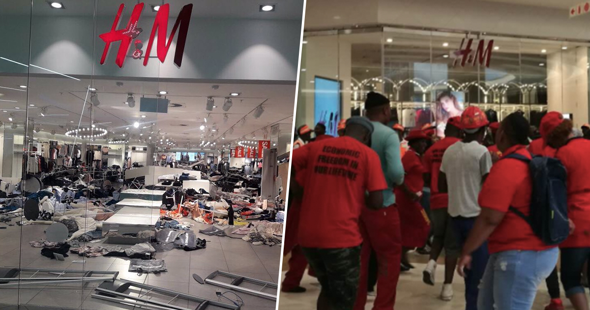 H&M Stores Being Trashed After 'Coolest Monkey In The Jungle' Row