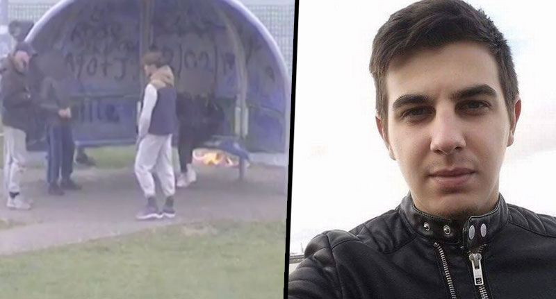 Teenagers Killed Homeless Man Because They Thought It Was 'Funny'