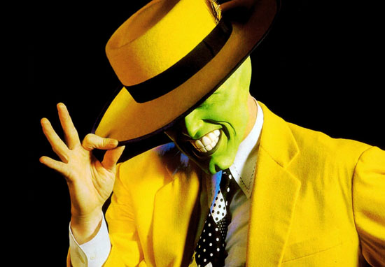 Jim Carrey Voted Greatest Comedy Actor Of All Time JCMask