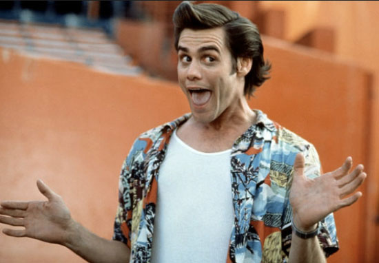 jim carrey ace ventura