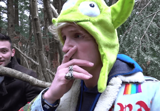 Logan Paul Hires Security Team To Protect Him In $6.5 Million Home LOGAN WEB