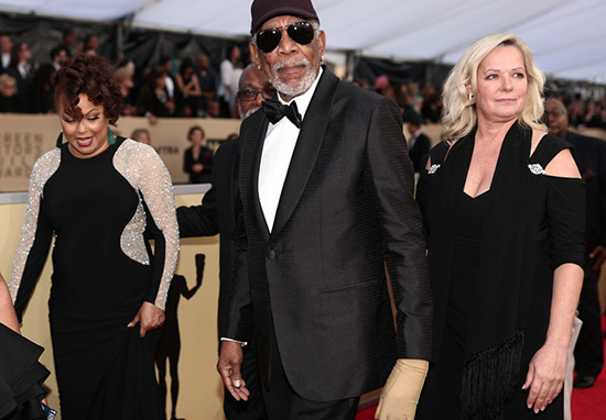 Morgan Freeman has been accused of harassment by eight different women.  The accusations of inappropriate behaviour include claims from a young production assistant who alleges the 80-year-old acting veteran attempted to lift up her skirt in 2015.