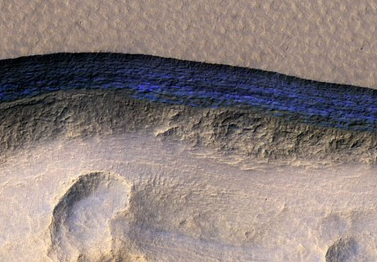 Scientists Discover Clean Water On Mars Mars Water WT