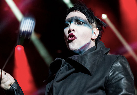 Marilyn Manson Responds To Rumour He Removed Rib Marylin Manson A 1
