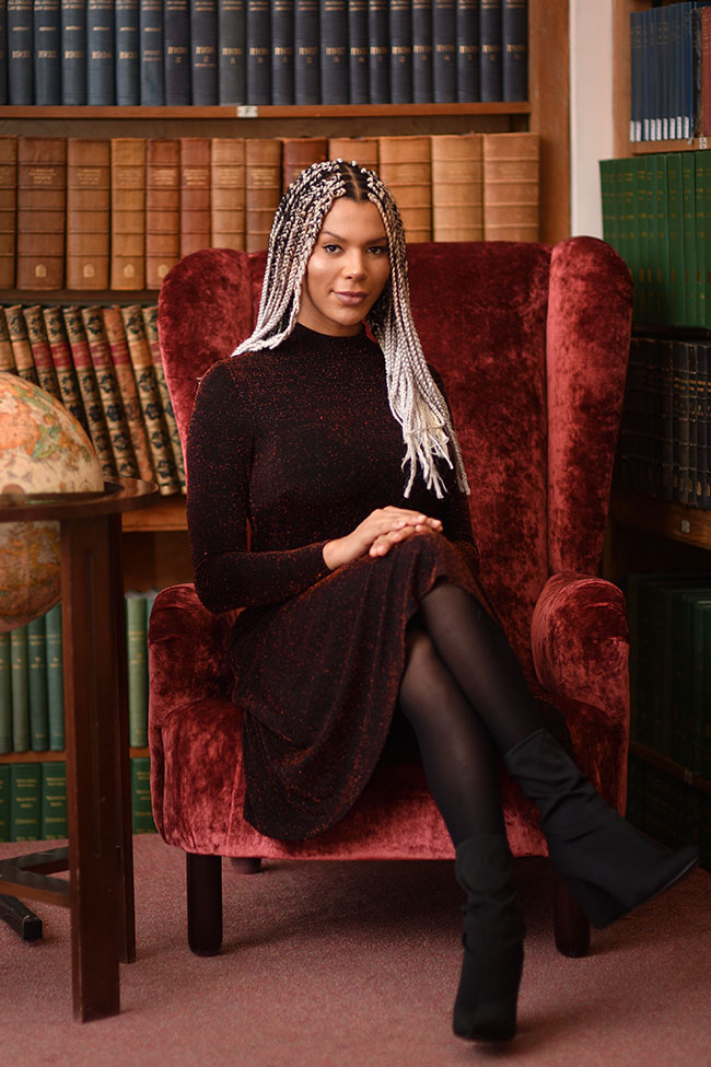 Transracial Could Be The Next Big Thing In 2018 Munroe Bergdorf Oxford University by Chris Williamson 1