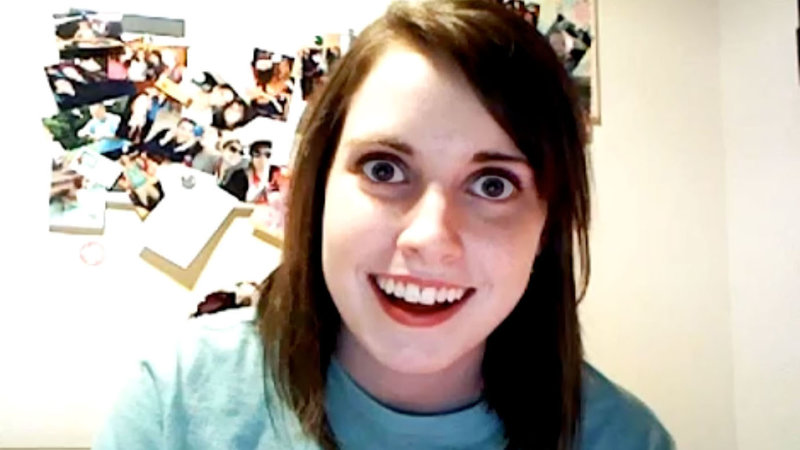 Guy From Holds In A Fart Meme Explains What Was Really Happening Overly attached GF