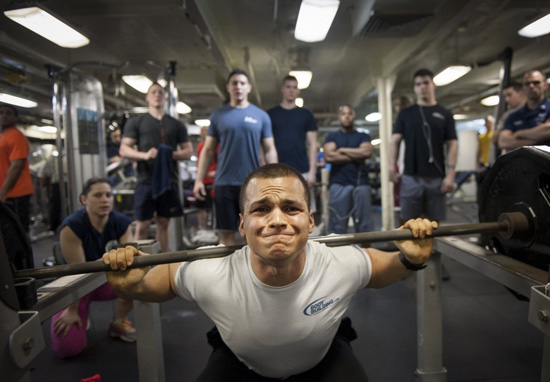 One Fifth Of People Admit They Have No Idea What Theyre Doing At The Gym PxhereGym2