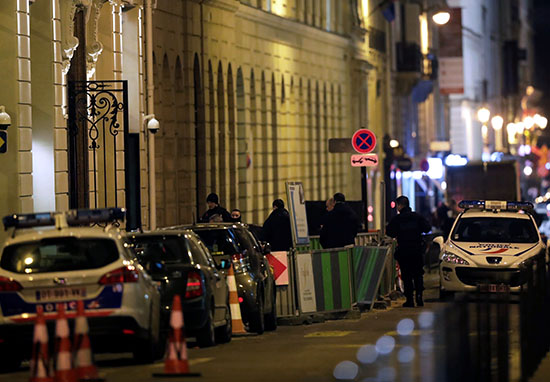 €5 Million Of Jewellery Stolen During Armed Heist At Ritz Hotel Paris RitzRobberyWT