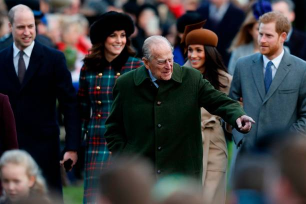 Mum Who Took Photo Of Royals At Christmas Says Its Completely Changed Her Life Royal Family at Sandringham