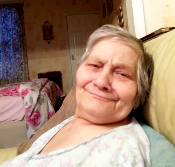 Daughter Watches Helplessly On Phone As Mother With Dementia Beaten By Carer SWNS CARER ASSAULT 015