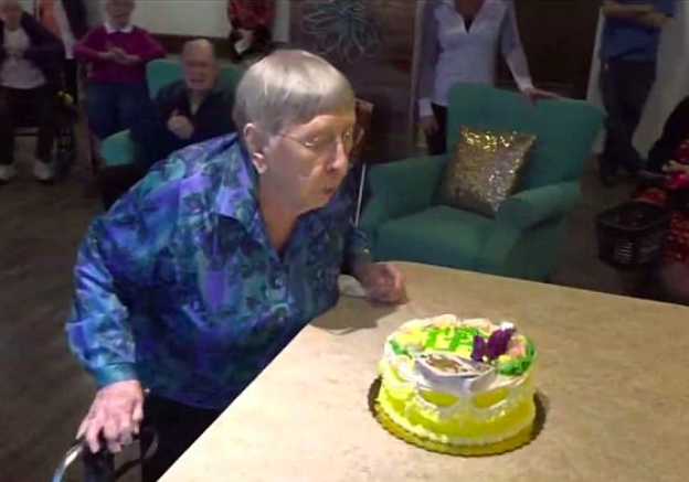 104 Year Old Woman Says Can Of Diet Coke Every Day Is Secret To Long Life Screen Shot 2018 01 05 at 12.24.00