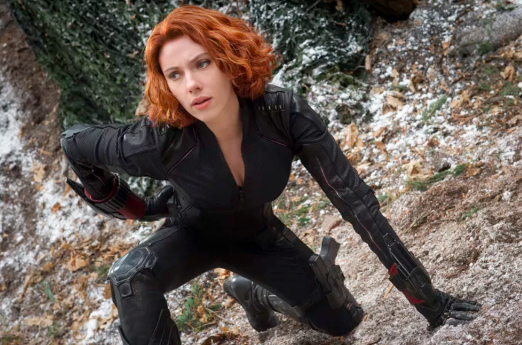 scarlett johansson black widow marvel mcu