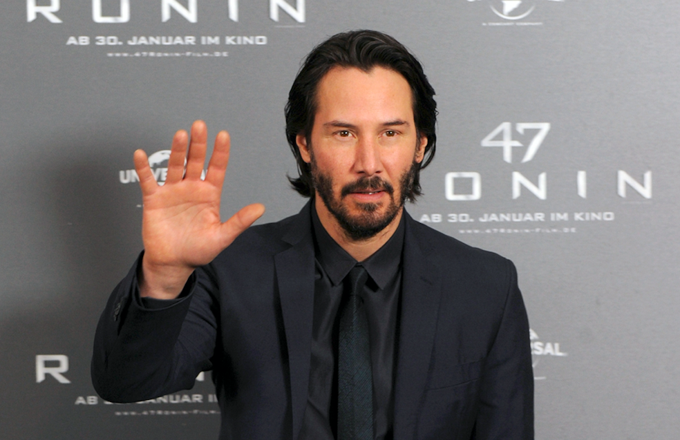 Keanu Reeves Runs Secret Cancer Foundation To Fund Childrens Hospitals Screen Shot 2018 01 17 at 19.13.03