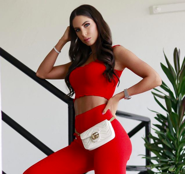 Jen Selter Humiliated After Removal From American Airlines Flight Screen Shot 2018 01 30 at 10.32.23