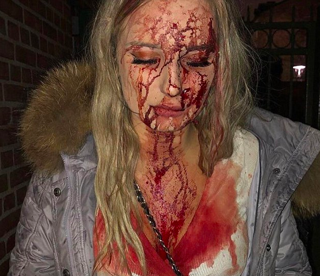 Woman Smashed With Bottle After Pushing Man Groping Her In Club Screen Shot 2018 01 30 at 14.20.25