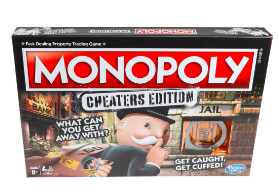Monopoly Releasing Special Edition Specifically For Cheaters Screenshot 2018 01 30 21 19 39