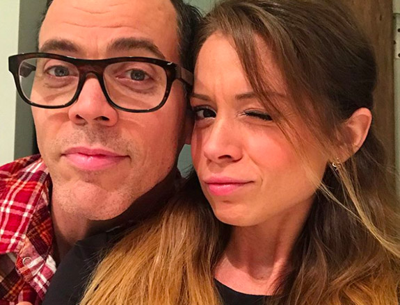 Steve O Proposes To Girlfriend Lux Wright In Front Of His Jackass Friends Steveo3