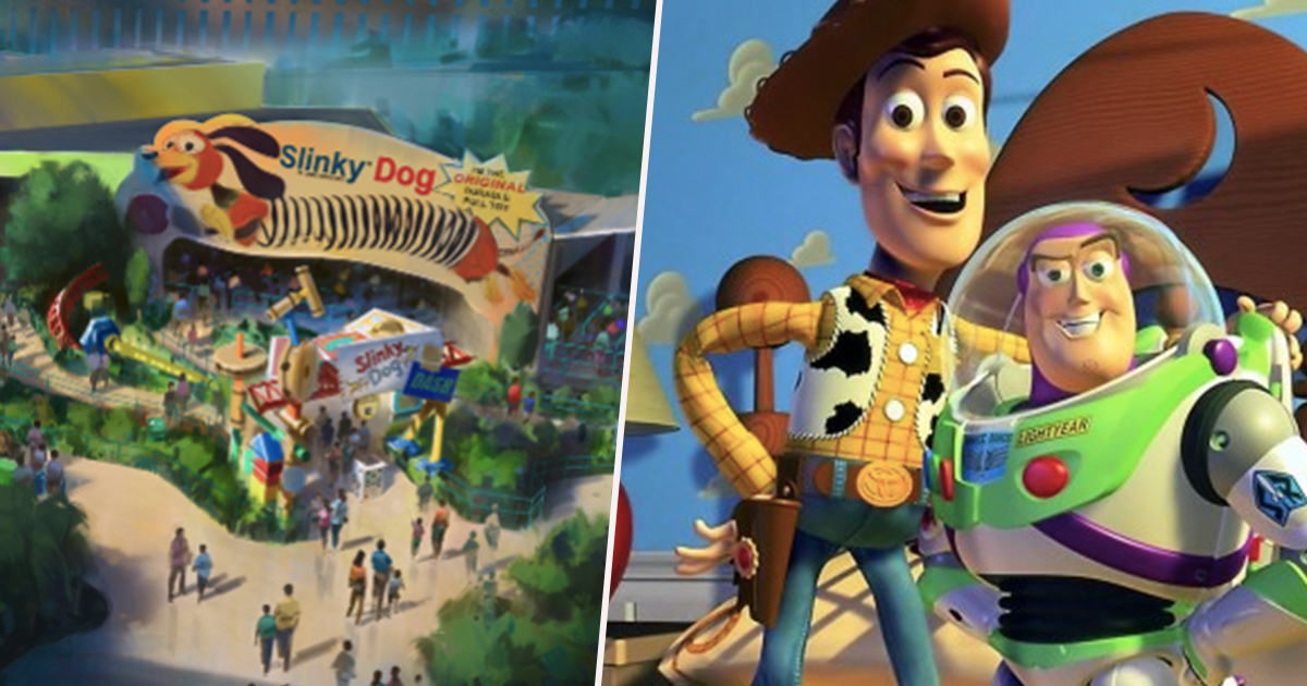 'Toy Story Land' Coming To Disney World