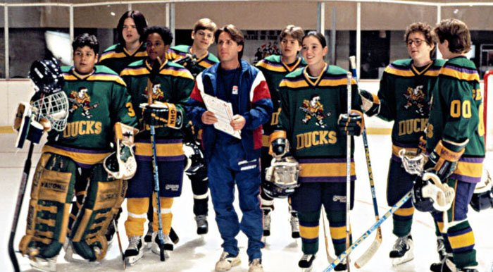 The Mighty Ducks Are Officially Getting A Reboot a37b20f169c10f1c32abb53533c3d25f important lessons i learned from the mighty ducks and coach bombay