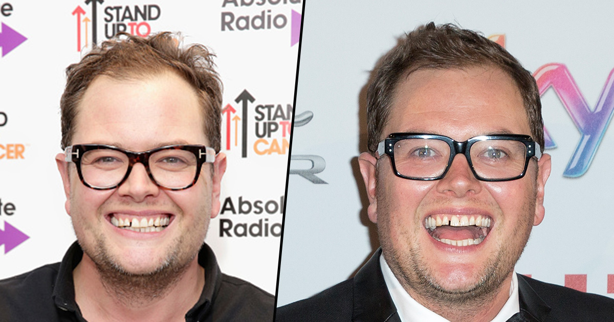 Alan Carr Marries His Partner Of Ten Years alan carr fb