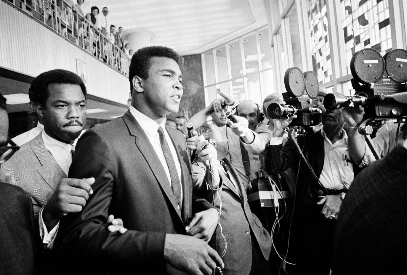 Muhammad Ali Voted Greatest Boxer Of All Time alicourt