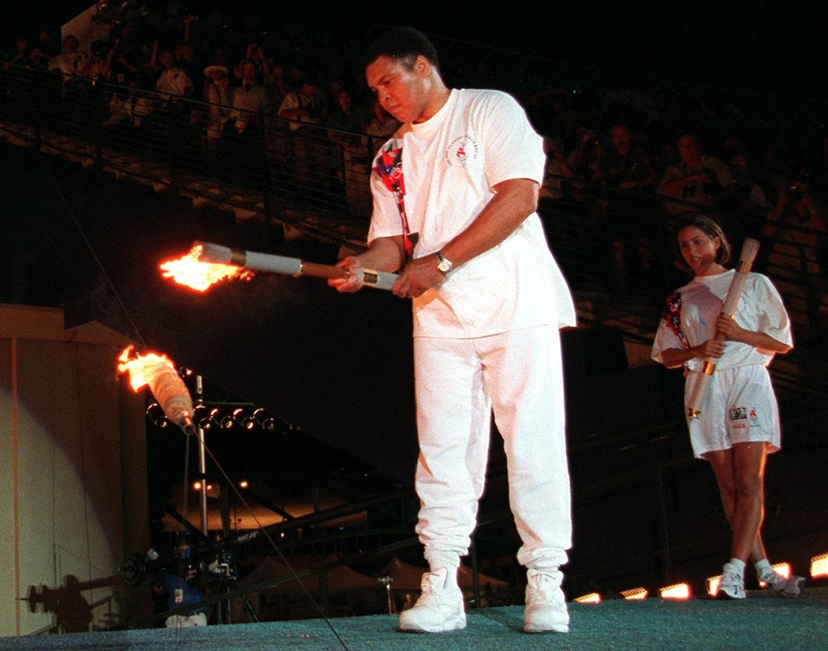 Muhammad Ali Voted Greatest Boxer Of All Time aliolympics