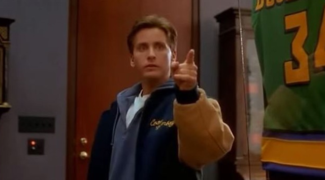 The Mighty Ducks Are Officially Getting A Reboot emilio estevez 1