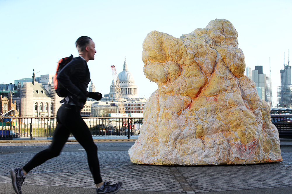 Giant 'Fatberg' Disgusts Passersby In London To Make Important Point fatberg 1
