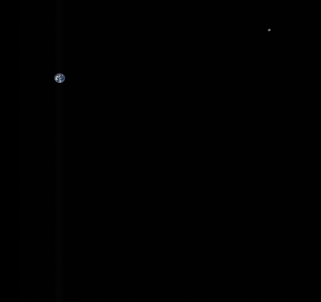 NASA Captures Incredible Photo Of Earth And Moon From 3 Million Miles Away full 1024x1024