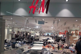 h and m web