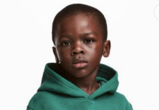 Mum Of Kid In H&M Advert Receiving Racist Abuse From People Who Defended Her Son hm1
