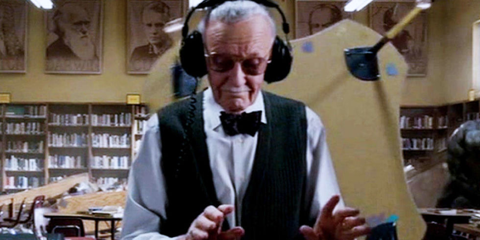 Stan Lee makes amazing Spider Man cameo Marvel Studios