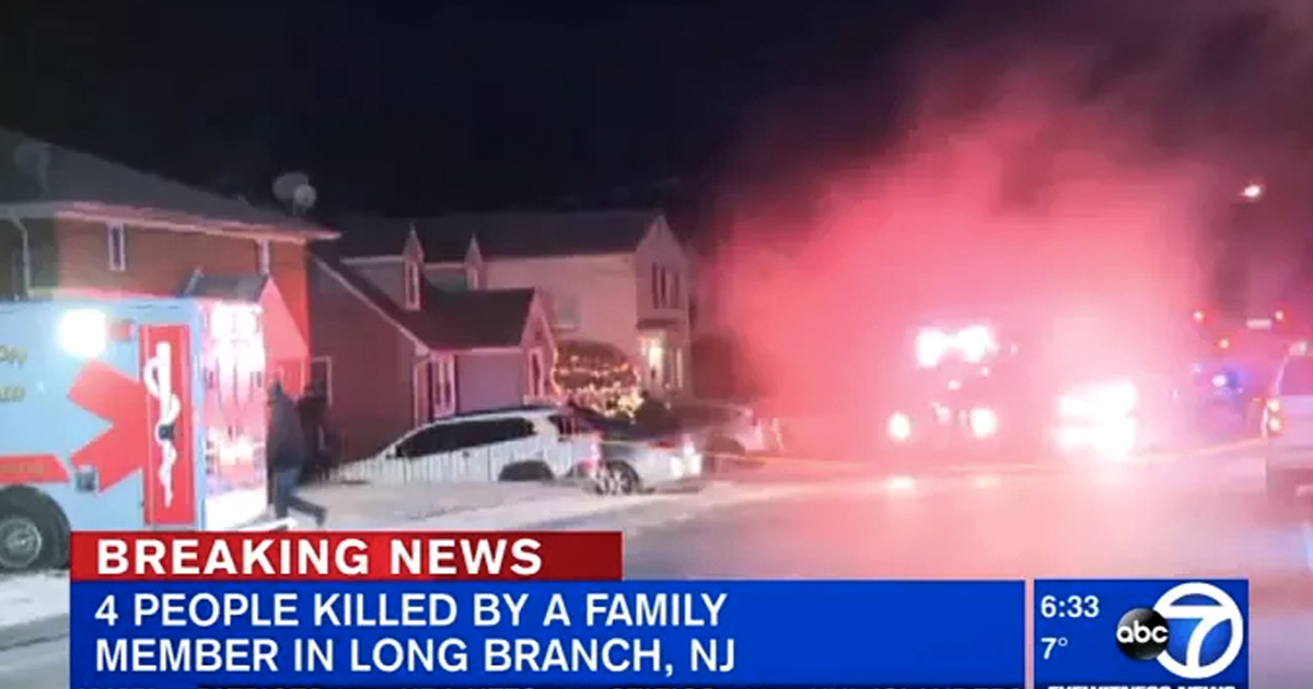 16 Year Old Allegedly Shoots And Kills Family Minutes Before New Year m91 1