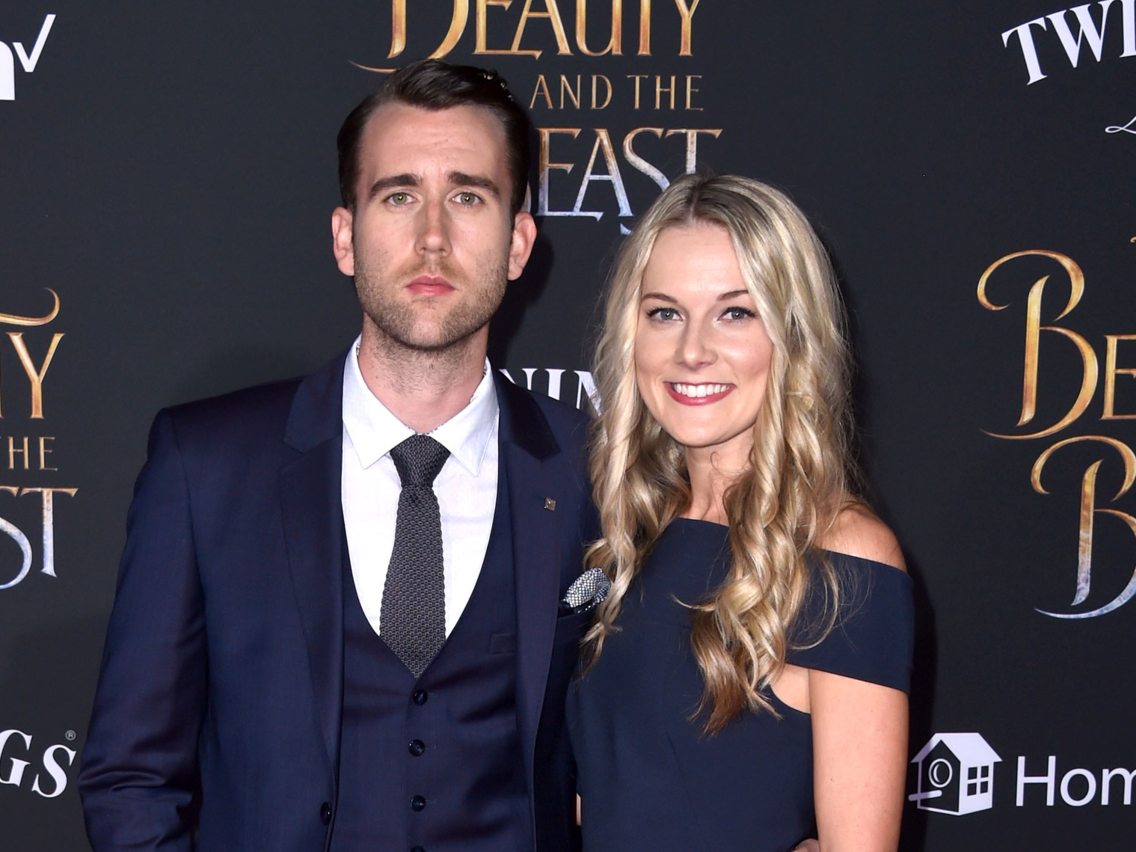Neville Longbottom Actor Confesses Harry Potter Crush matthewlewis