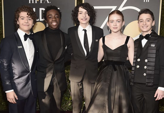 netflix stranger things cast