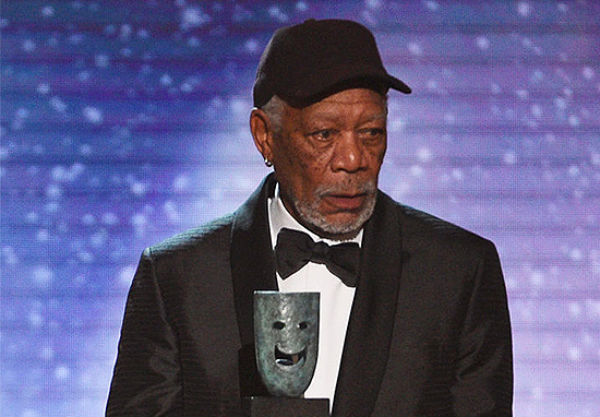Morgan Freeman awards