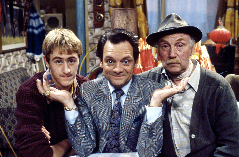 Millennials Offended After Watching Only Fools And Horses On Netflix only fools and horses 03 bbc