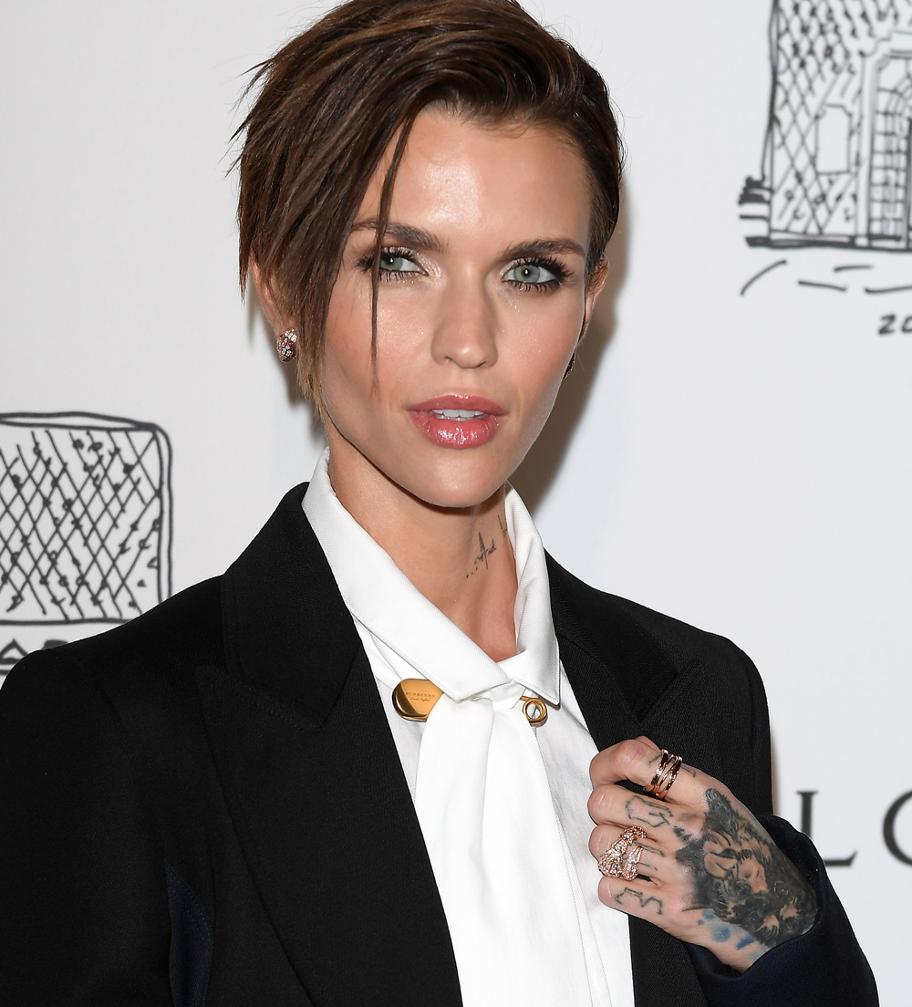 Fans Devastated For Ruby Rose After Being Pictured In A Wheelchair ruby rose 02 getty