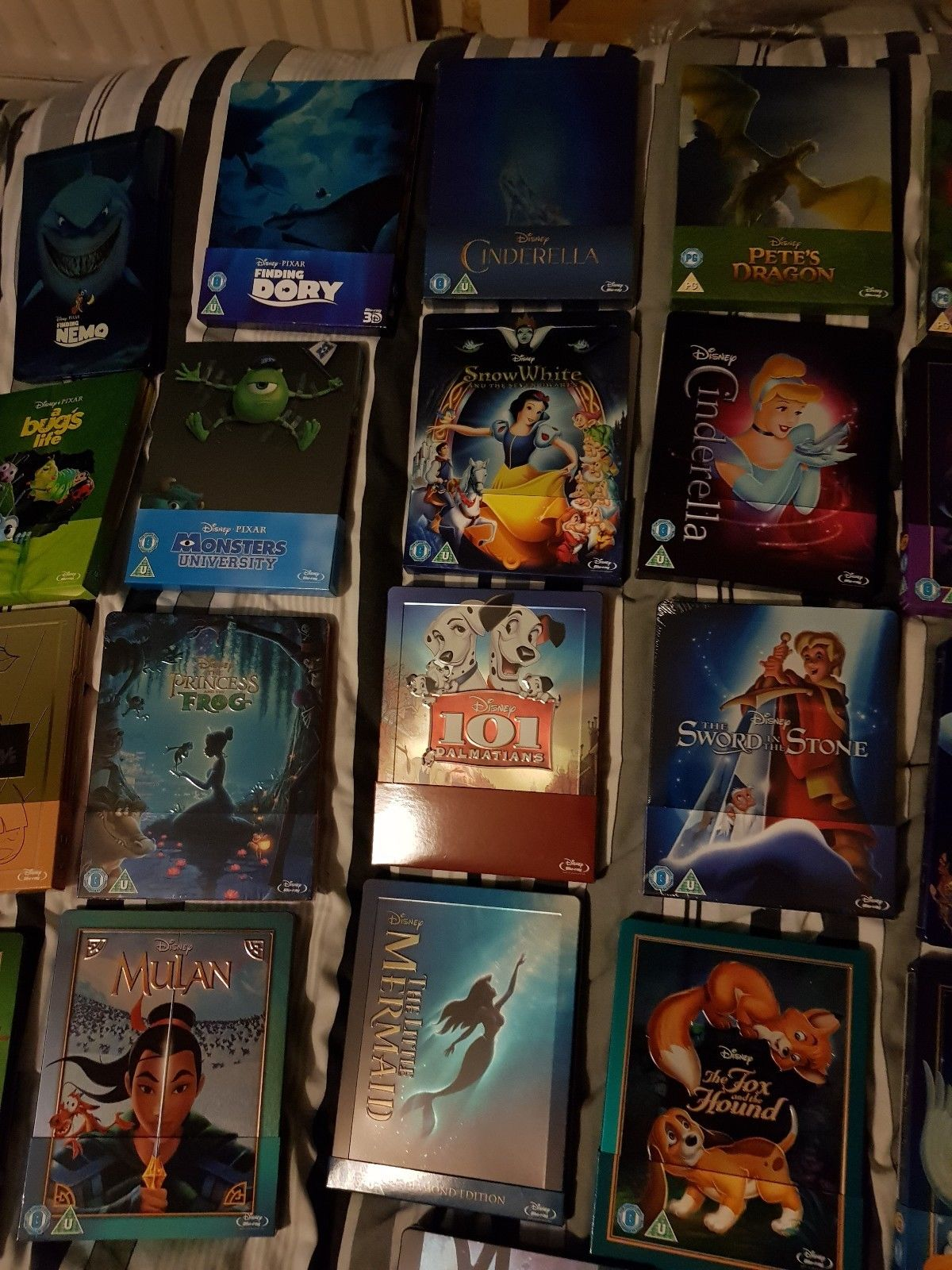 Your Disney DVDs Could Be Worth A Fortune Now s l1600