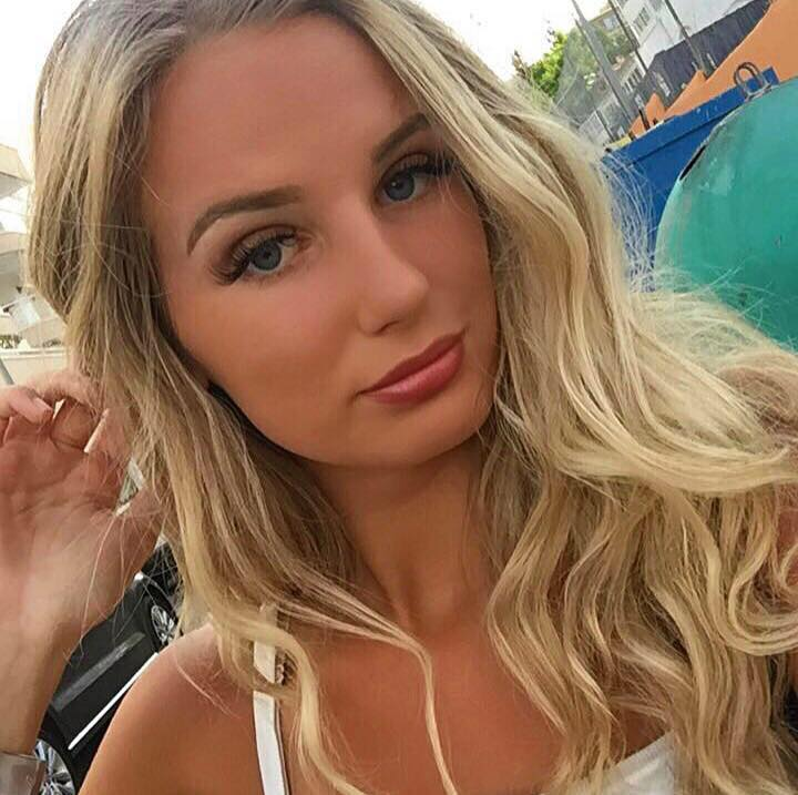 Woman Smashed With Bottle After Pushing Man Groping Her In Club sophie johansson fb
